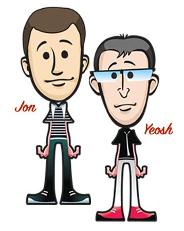 Yeosh and Jon