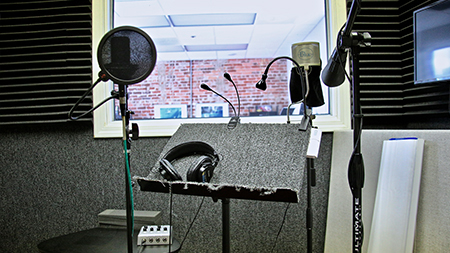 Casting / Voice Over/ ISDN