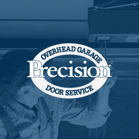 Precision Garage Doors Push Button