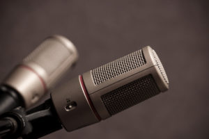 digital radio - radio microphones